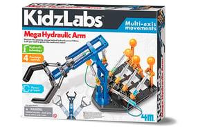 Mega brazo hidráulico para construir