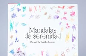 """""""Mandalas de serenidad"""", para pintar tu vida de color"""