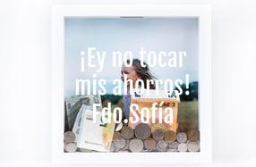 """""""Mi primera hucha"""": el regalo para pequeños ahorradores"""