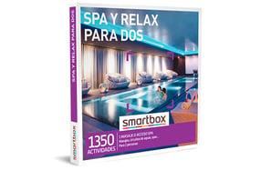 """Experiencia """"Spa y relax para dos"""" Smartbox"""