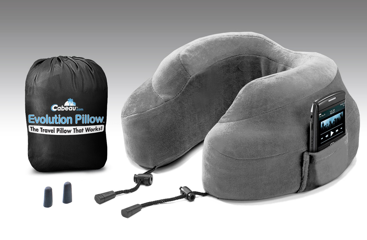 La mejor almohada de viaje del mundo for La mejor almohada del mercado
