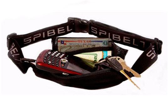 Spibelt: El cinturón más pequeño para deportistas