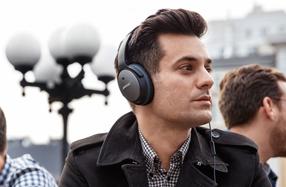 Auriculares Bose Quietcomfort QC25 con cancelación de ruido