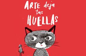 Arte, deja tus huellas: el libro para pequeños artistas