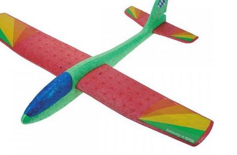 El avión más divertido y resistente para niños