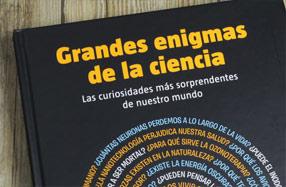 """Libro """"Grandes enigmas de la ciencia"""""""