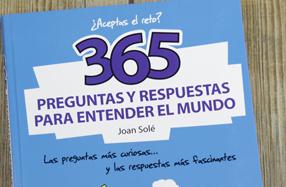 """""""365 preguntas y respuestas para entender el mundo"""""""