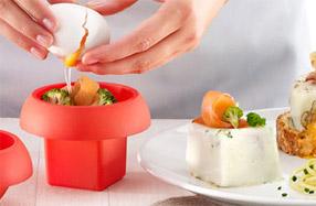 Lékué Ovo: método original y sano de cocinar huevos