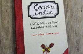 """""""Cocina Indie"""": recetas para amantes de la música"""