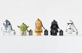 Los USB de Star Wars