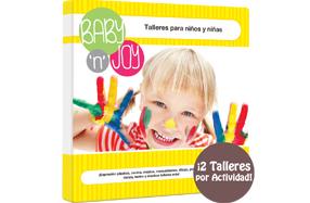 Baby'n'Joy: Talleres para niños y niñas