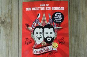 """""""999 recetas sin bobadas"""" de Berasategui y David de Jorge"""