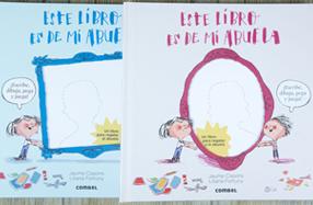 """""""Este libro es de mi abuelo/a"""": el regalo para abuelos y nietos"""