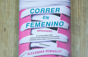"""Correr en femenino"": libro genial sobre running para mujeres"