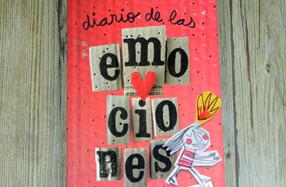 """""""Diario de las emociones"""", rienda suelta a su creatividad"""