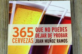 """Libro: """"365 cervezas que no puedes dejar de probar"""""""