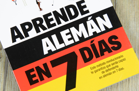 """""""Aprende alemán en 7 días"""", el método de Ramón Campayo"""