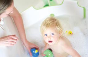 BabyDam: genial invento para ahorrar agua en el baño