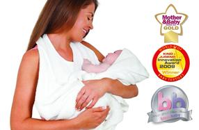 La toalla para el baño más práctica y premiada