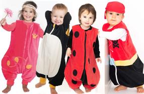 Pijamas Penguin Bag: los más calentitos y divertidos