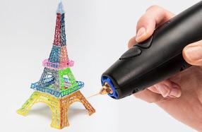 3doodler: ¡El primer boli para imprimir en 3D!
