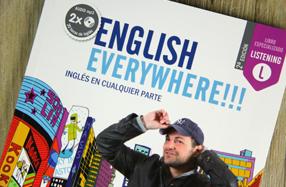"""English Everywhere!!!"" de Vaughan: inglés para viajeros"