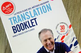 Translation booklet: la pieza clave del método Vaughan