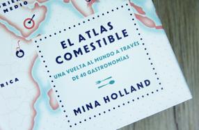 """""""El atlas comestible"""" El libro para cocinillas internacionales"""