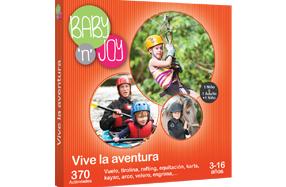 Baby'n'Joy: actividades de aventura con niños