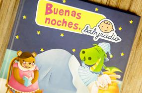 """""""Buenas noches, Baby Radio"""": el libro para antes de dormir"""