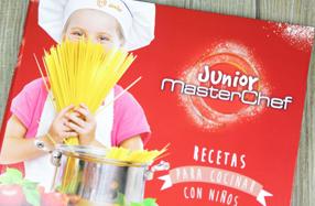 El libro oficial de MasterChef Junior