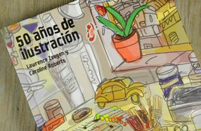 """Libro """"50 años de ilustración"""""""