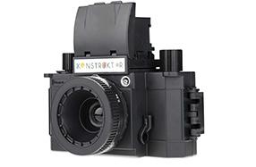 Konstructor: Construye tu propia cámara réflex