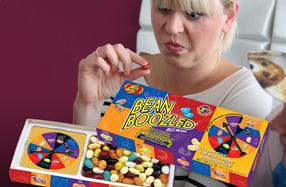 """""""Jelly Bean Boozled"""": El divertidísimo juego de los sabores"""