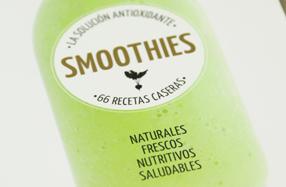 """""""Smoothies"""": 66 recetas para vivir más sano"""