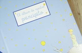 """""""El álbum de nuestro principito"""" para bebés"""