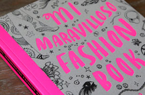 """Mi maravilloso Fashion Book"": para dibujar, crear y soñar"