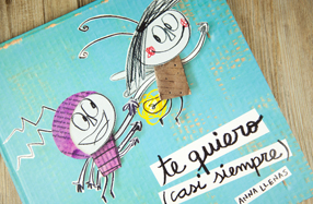 """Libro """"Te quiero (casi siempre)"""""""