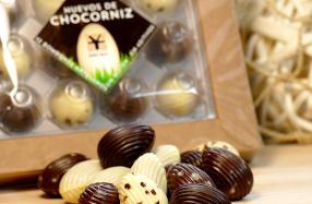 Los huevos de chocolate más irresistibles
