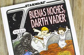 """""""Buenas Noches, Darth Vader"""": el cómic más divertido de Star Wars"""