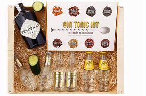 Cajas regalo para amantes del Gin Tonic