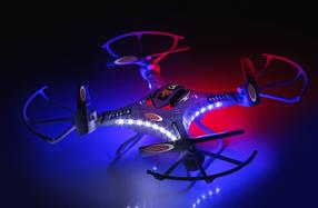 Catro: el dron con grabación de vídeo e iluminación inteligente
