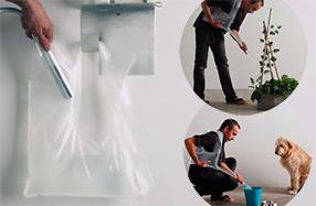 Esferic: la ecobolsa que ayuda a ahorrar agua