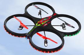 Flyscout: súper dron con cámara