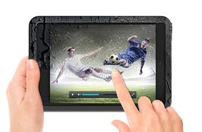 Funda impermeable Lifeproof fré para iPad mini