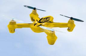 X-Hornet: su primer dron