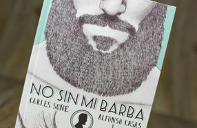 """Libro """"No sin mi barba"""""""