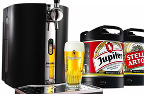 Philips Perfect draft: cerveza de barril en casa