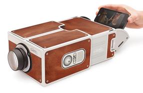 Proyector para smartphones: ¡Películas y vídeos a lo grande!