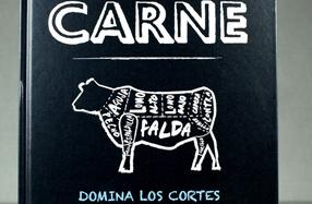 """""""Carne"""", el libro imprescindible para cocineros"""